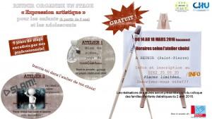 invitation stage art diabète